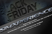 SimXperience – Black Friday Sale Coming Up!