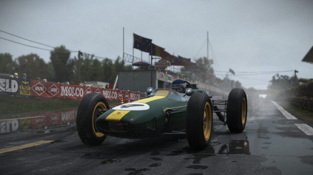 Project CARS – Classic Lotus Track Expansion Out!