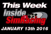 This Week Inside Sim Racing – January 13