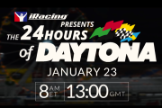 iRacing 24 Hours of Daytona – Full Coverage