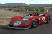 Lola T70 Spyder for rF2 – New Previews