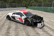 GT3 Mod for Project CARS – Damage Model Previews