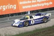 Porsche 962 for AC – Comparison Video