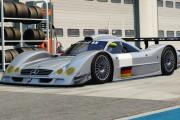 Assetto Corsa & rF2 – Mercedes CLR-LM Previews