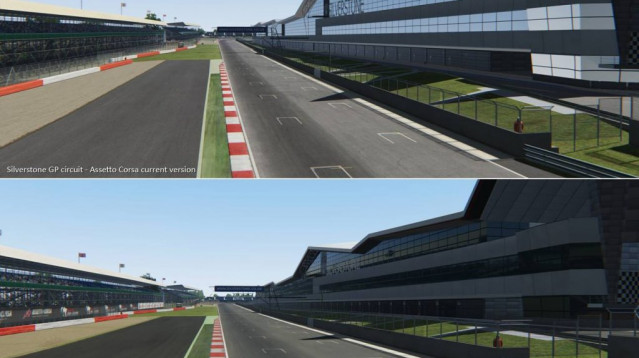 Assetto Corsa – Track Improvement Comparisons