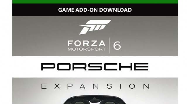 Porsche DLC Coming To Forza Motorsport 6