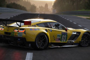 Project CARS – More Corvette C7.R Previews