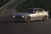 BMW 320i STW 1998 for AC – Three New Previews