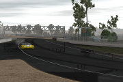 Le Mans Bugatti Circuit for rF2 –  New Previews