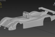 Le Mans 1999 Mod for rFactor 2 – New Ferrari Preview