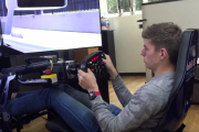 Playseat Visits Max Verstappen – Video