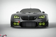 FIA GT3 for rF2 – New BMW M6 Renders