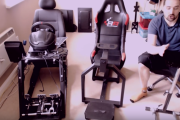 GamerMuscle Reviews Racing Rigs