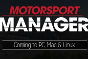 Motorsports Manager Coming to the PC