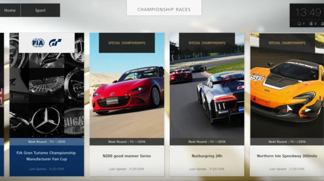 Gran Turismo Sport – New Gameplay Footage