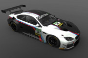BMW M6 GT3/E for rFactor 2 – New Renders