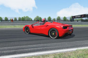 Ferrari 488 Spider for AC – New Previews