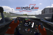 Imola for iRacing – Full Lap Video