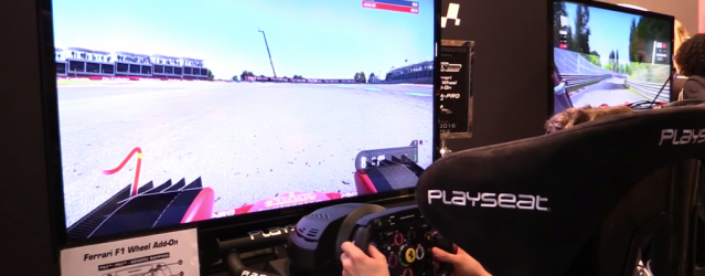 F1 2016 – ISR Hands-On Video