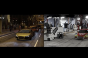 Racing Game Trailers Recreated With GTA V
