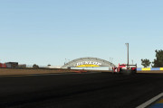 Le Mans Bugatti Circuit 0.98 for rF2 – Released