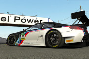 BMW M6 GT3/E for rF2 – First In-Game Previews