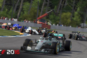 PC Patch 1.70 For F1 2016 Now Available For Download
