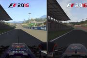 F1 2016 vs. F1 2015 – Comparison Video