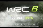 WRC 6 – First Video Trailer