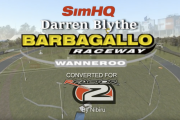 Barbagallo Raceway for rFactor 2 – Video Trailer