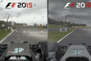 F1 2016 vs. F1 2015 – New Comparison Video