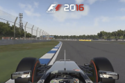 F1 2016 – Hockenheim Gameplay Video