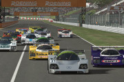 New Preview Videos Show Improved Group C Mod for rFactor 2