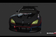 FIA GT3 for rF2 – New BMW Preview Video
