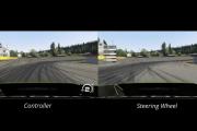 Assetto Corsa – Pad vs. Wheel Console Comparison