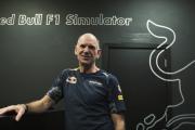 Adrian Newey Tries The Red Bull Simulator Challenge
