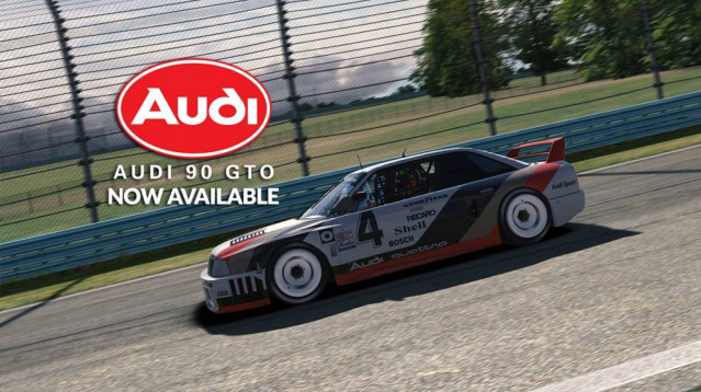 Grab iRacing's Brand New Audi 90 GTO For Free