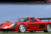 First Preview Video of Automobilista's Ultima GTR