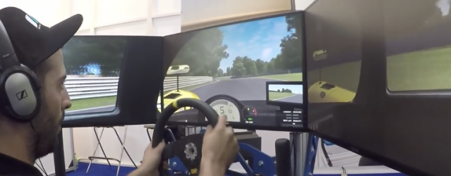 Take A First Look at Automobilista's Oulton Park