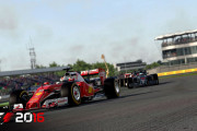 New Patch For F1 2016 Coming Up