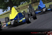 Brit Pack DLC & 1.1 Update for Automobilista Out Now