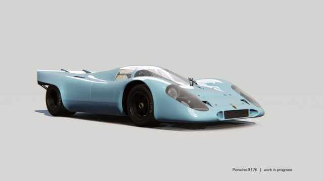 Assetto Corsa Porsche Packs Car Lists Revealed