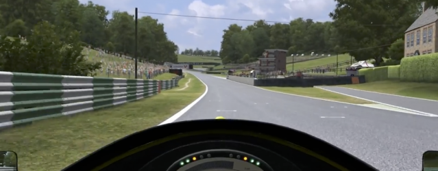 New Automobilista BritPack Footage Shows Cadwell Park