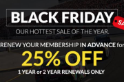 iRacing Black Friday Is Here – 25% Off
