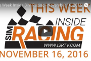 This Week Inside Sim Racing – November 16