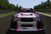 550HP Hillclimb Racer For Assetto Corsa Available Now