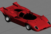 Check Out New Previews of the Ferrari 512S for rF2