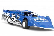 Start Painting Your iRacing Dirt Cars Now