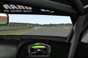 Watch The Upcoming Bentley Continental GT3 for rFactor 2 in Action
