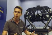 Test-Driving Dallara's Professional-Grade Simulator – Video